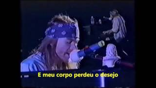 Guns N' Roses - Dust In The Wind (Live in Argentina - Legendado)