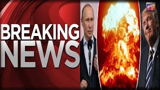 BREAKING: Russia Fires Back On US-Expulsion Of 60 Russian Diplomats