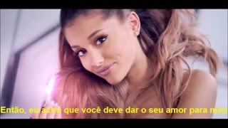 Wit It This Christmas - Ariana Grande (Legendado/Tradução)
