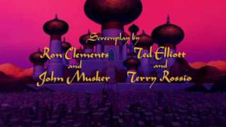 Aladdin - Arabian nights (Hungarian, DVD version)