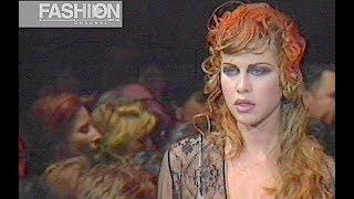 MARTINE SITBON Fall 1993 Paris - Fashion Channel