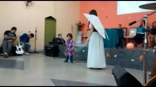 Jacó lutou com o anjo