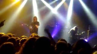Opeth Evolution XX, Paris, France. The Funeral Portrait 03-04-2010