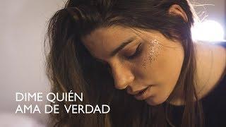 Dime Quien Ama de Verdad - Beret (Cover Cris Moné)