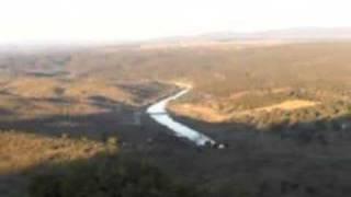 Salvaterra do Extremo Miradouro para o Vale de Idanha