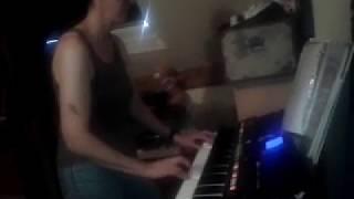 Kénavo (Gérard Jaffrès) |cover La miss à l'accordéon
