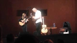 Waltzing Matilda - Tommy Emmanuel and Gabriella Quevedo (LIVE)