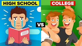 High School vs College - How Do They Compare?