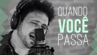 Beijo de Hortelã - Ricardo e João Fernando (Lyric Vídeo Oficial)