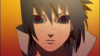 Sasuke [AMV]  Sasuke's DARK & BROKEN Mind -Eddie Rath: Moonlight