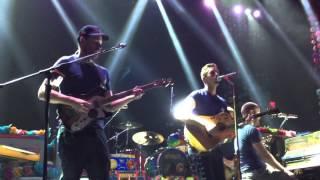 """Coldplay """"Sparks"""" 13 Nov 2015"""