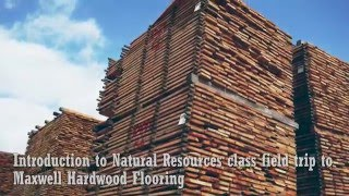 SFNR touring Maxwell Hardwood Flooring