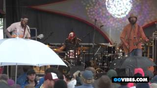 """Dangermuffin Performs """"Walk into the Wind"""" at Gathering of the Vibes Music Festival 2012"""