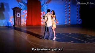 Zé Ramalho - Leva Eu Saudade (Legendado)