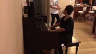 Future - Mask Off on piano