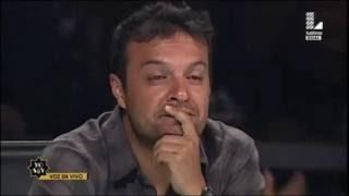 Daniel Lazo en Yo Soy - OLVIDARTE - 10.09.16