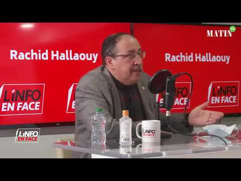 Video : L'Info en Face avec Dr. Said Afif