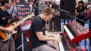 P.Y.T Nord Demo @ NAMM 2016