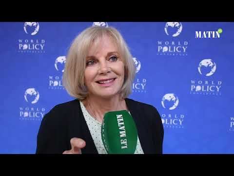 Video : #World_Policy_Conference: Déclaration de Elisabeth Guigou