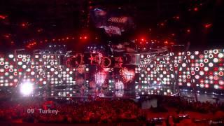 Hadise Düm Tek Tek Eurovision Song Contest 2009 1080p HD