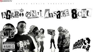 SIDO, KITTY KAT, FLER, TONY D, B-TIGHT - 5 KRASSE RAPPER - AGGRO ANTI ANSAGE ACHT - ALBUM - TRACK 01