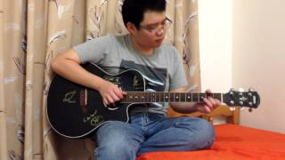 Stand By Me/Marvin Gaye - Ben E King/Charlie Puth (Fingerstyle Guitar Cover)