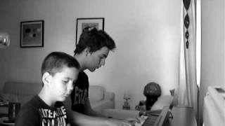 Alexander Rybak - Fairytale (piano cover) -  demo version
