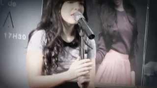 Indila  -  S O S  -  Live