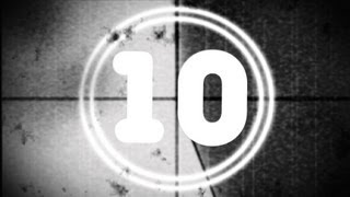 HD Old Movie Countdown - THE BEST - Film with beeb sound effect ! Old Style (v.20) full version.