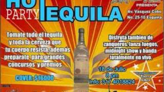 Hot Tequila Party