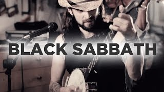 o Bardo e o Banjo - Paranoid (Black Sabbath cover bluegrass)
