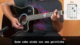 Videoaula Malandragem (aula de violão simplificada)