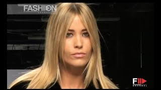 SIMONETTA RAVIZZA Fall Winter 2007 2008 Milan - Fashion Channel