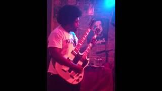 Afroman playing guitar!