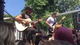 all time low - life of the party acoustic - june 3, 2017 - the sound garden, baltimore, md