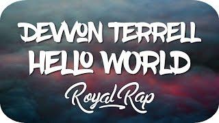 Devvon Terrell ~ Hello World
