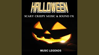 Halloween Scary Creepy Spooky Dark Music Box