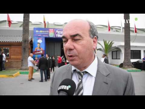 Forum international de l'étudiant : Entretien avec Mohcine Berrada, PDG du Groupe l'étudiant marocain