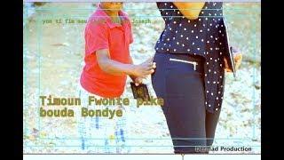 Timoun Fwonte pike bouda Bondye