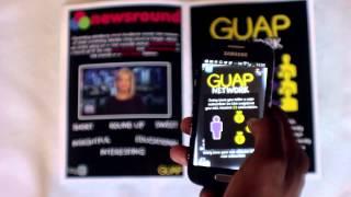#WHATSGUAP - Official Advert - GUAP Magazine