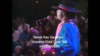 Stevie Ray Vaughan - Voodoo Child (Live)