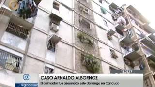 """Asesinan al animador Arnaldo Albornoz, """"El más temido de la farándula"""""""