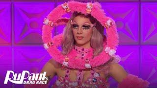 RuPaul's Drag Race | Hello Kitty Runway Judges' Critiques | Season 7