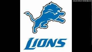 Detroit Lions - Another One Bites the Dust
