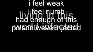 12 Stones Infected Lyrics