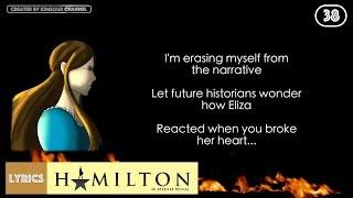 #38 Hamilton - Burn (VIDEO LYRICS)