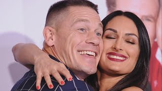 Watch John Cena Promise to Give Nikki Bella a Child!