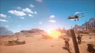 Sabaton - The Price of a Mile / Battlefield 1 Mashup