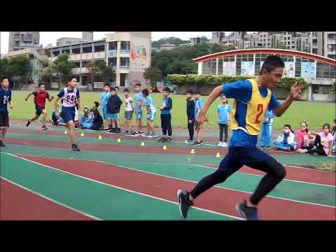 木柵國小76屆603班個人短跑比賽2020 11月 - YouTube