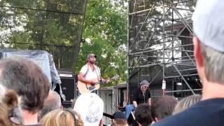 Drake White - 'Old School' - Live (HD) 2011 - Big Flats, NY